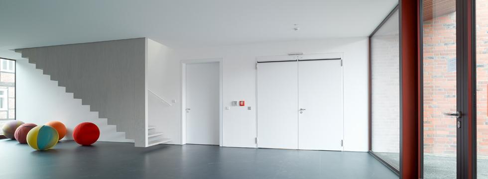 Многоцелевые двери Hörmann