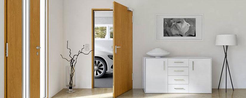 Акция на двери