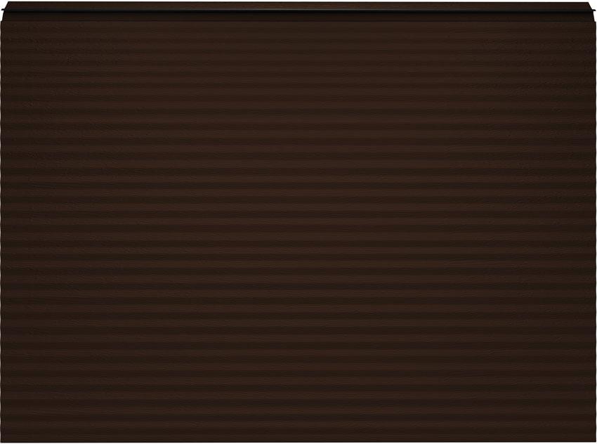 Расширение ассортимента сэндвич-панелей для ворот серии ADS400. Шоколадный цвет RAL8017 стал ещё доступнее