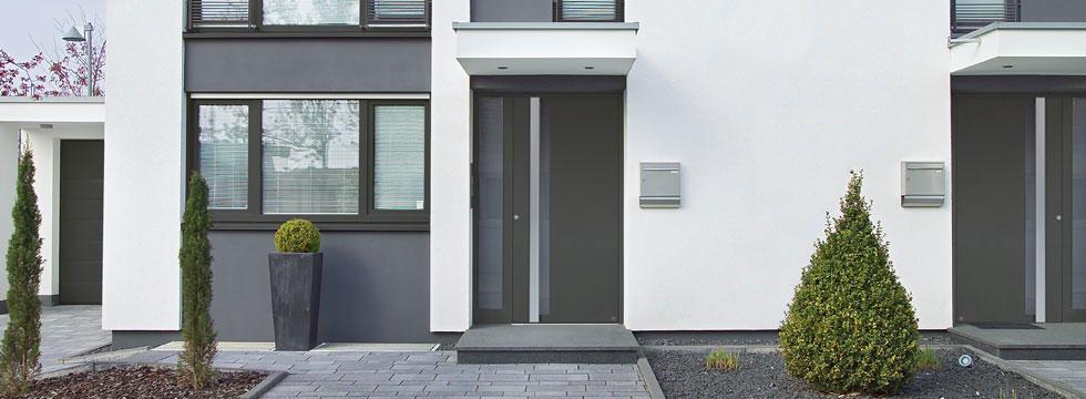 Входные двери Hörmann